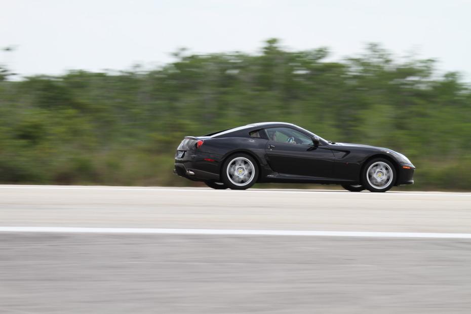 Pagani Zonda Cinque Aston Martin Vanquish Pick Up Truck