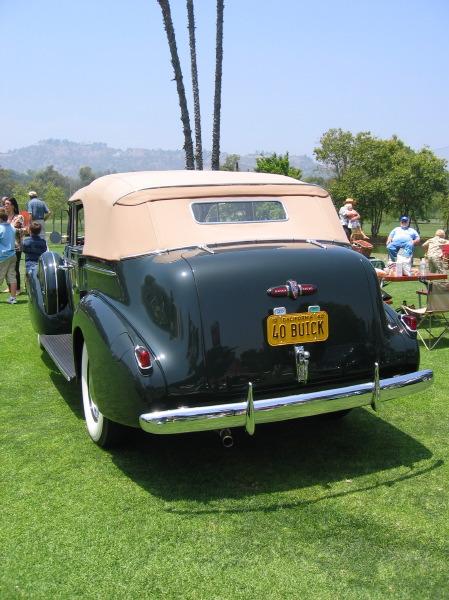 1940 Buick Super 81C