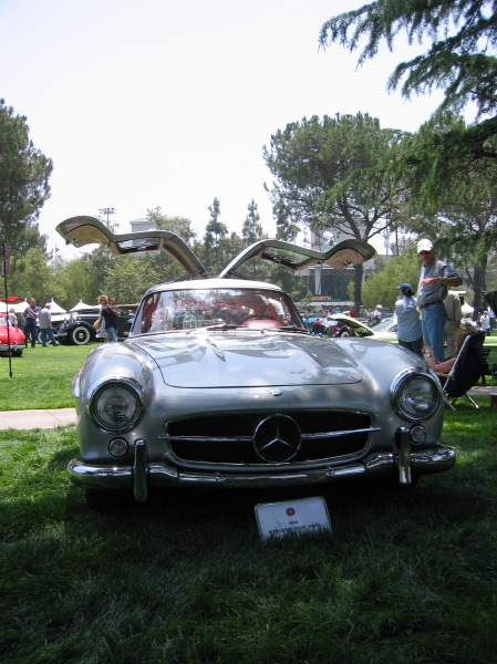1956 Mercedes Benz 300SL Gullwing