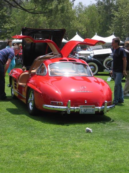 1957 300SL Mercedes-Benz Gullwing