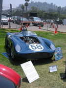 1957 Devin Sports Racer