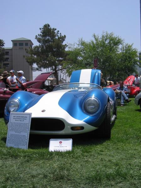 1957 Lister
