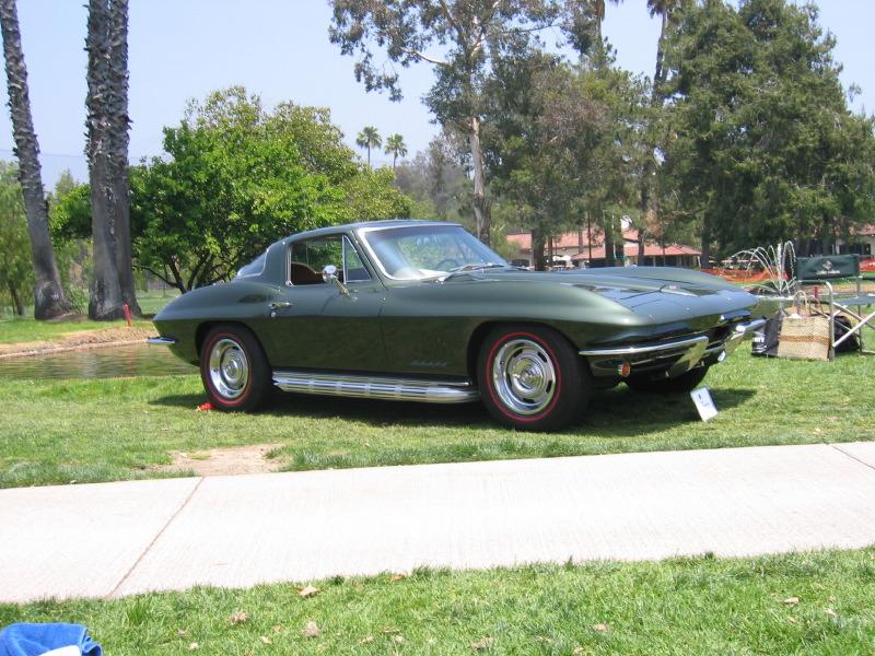 1965 427 Corvette