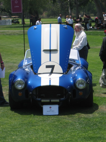 1965 427 Race Cobra