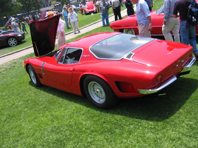 1967 Bizzarini Strata GT5300