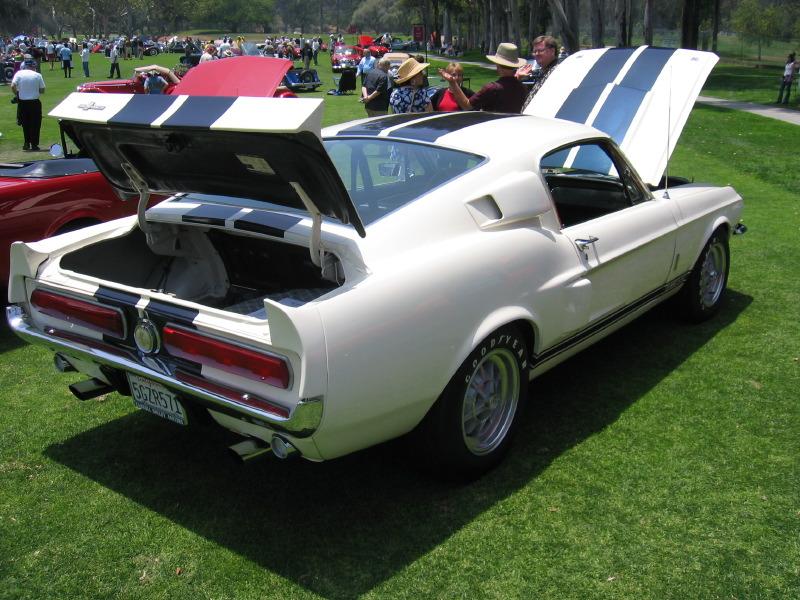 1967 GT500 Fastback