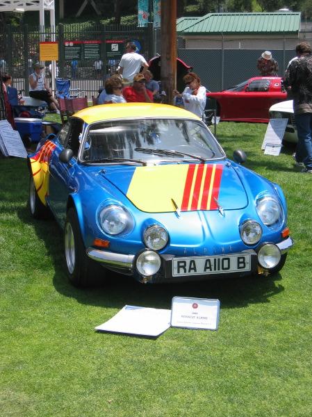1969 Renault Alpine