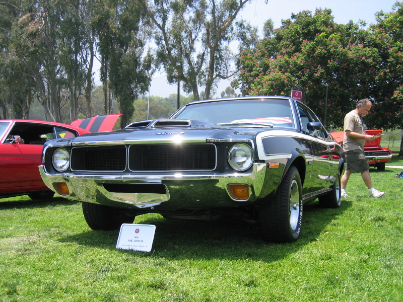1970 Mark Donhue AMC Javelin SST