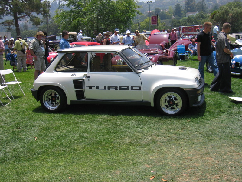 1982 Renault Sport Turbo