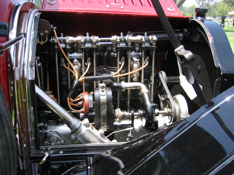 Buick Engine circa 1913