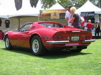 Highlight for Album: Los Angeles Concours 2007
