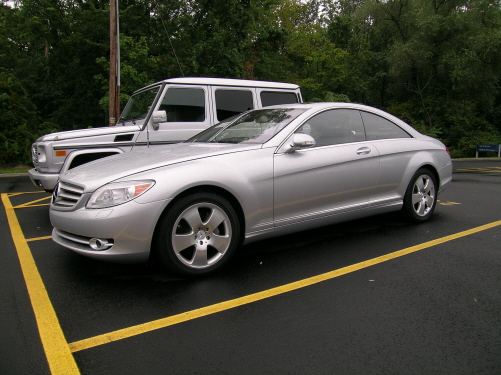 Mercedes-Benz-CL550-Picture-1