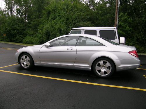 Mercedes-Benz-CL550-Picture-2