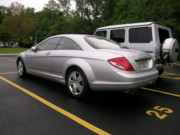 Highlight for Album: 2007 Mercedes-Benz CL550