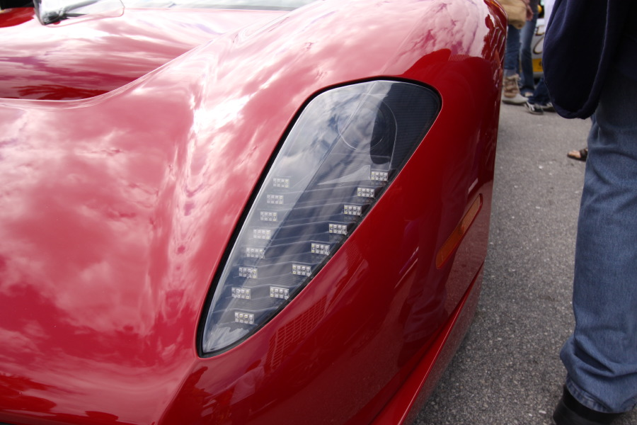Ferrari-Enzo-Custom-headlight-View.JPG