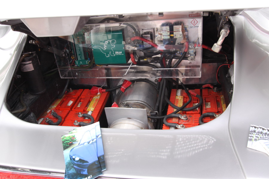 Porsche electric motor view jpg for Palm beach electric motors