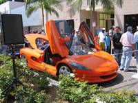 Highlight for Album: Rodeo Drive Concours 2007