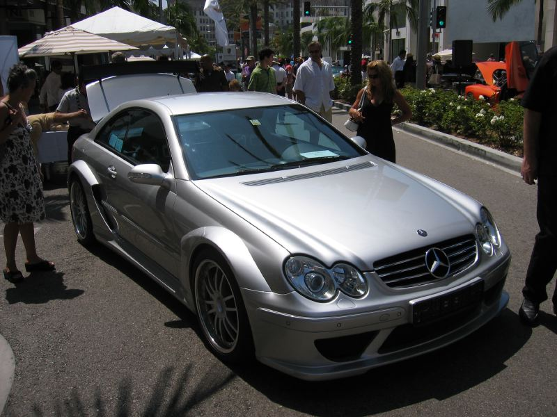 Mercedes-Benz CLK DTM AMG