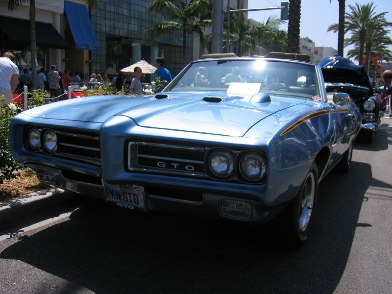 Pontiac GTO