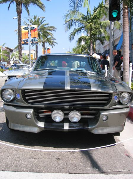 Shelby GT500 Eleanor Front