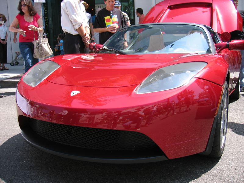 Telsa Roadster