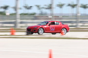 Mazda RX-8 Autocross Run