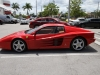 2014-Poker-Run-Miami-Ferrari-Testarossa-Red