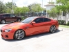 2014-Poker-Run-Miami-Orange-BMW-M6-Coupe