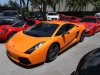 2014-Poker-Run-Miami-Orange-Lamborghini-Superleggera