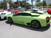 2014-Poker-Run-Miami-Verde-Lamborghini-Murcielago-LP640-rear