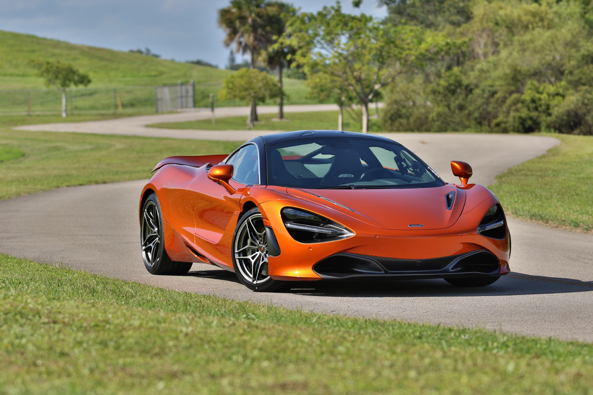McLaren 720S delivery, first drive and photo/drone gallery   DragTimes.com Drag Racing, Fast ...
