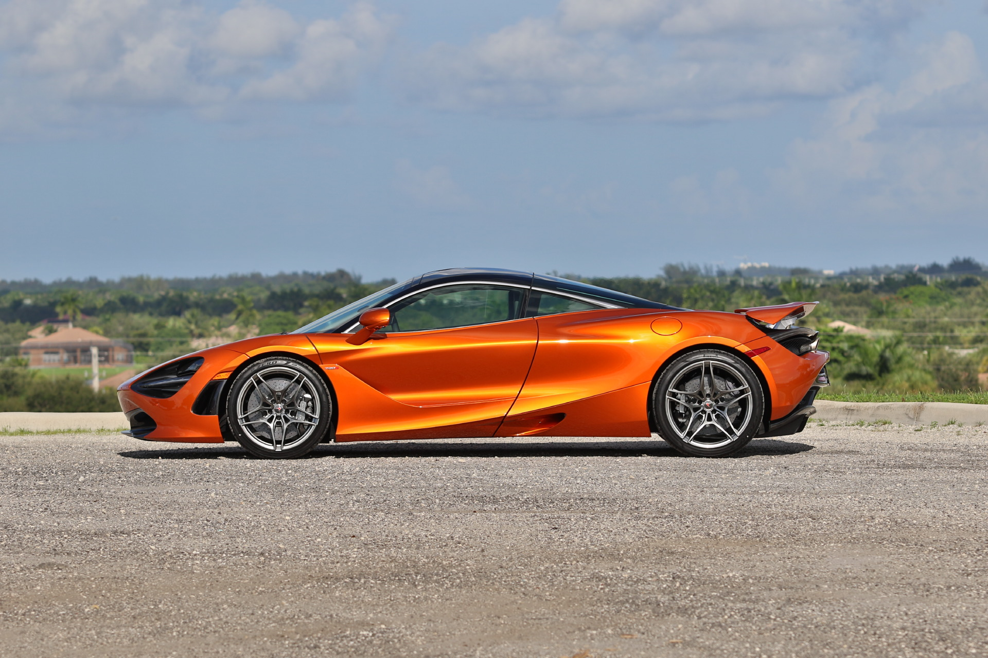 Mclaren 720s Delivery First Drive And Photo Drone Gallery Dragtimes Com Drag Racing Fast
