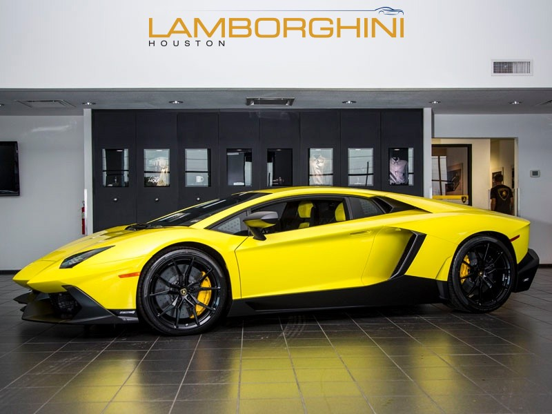Lamborghini Aventador LP720-4 50th Anniversary for ...