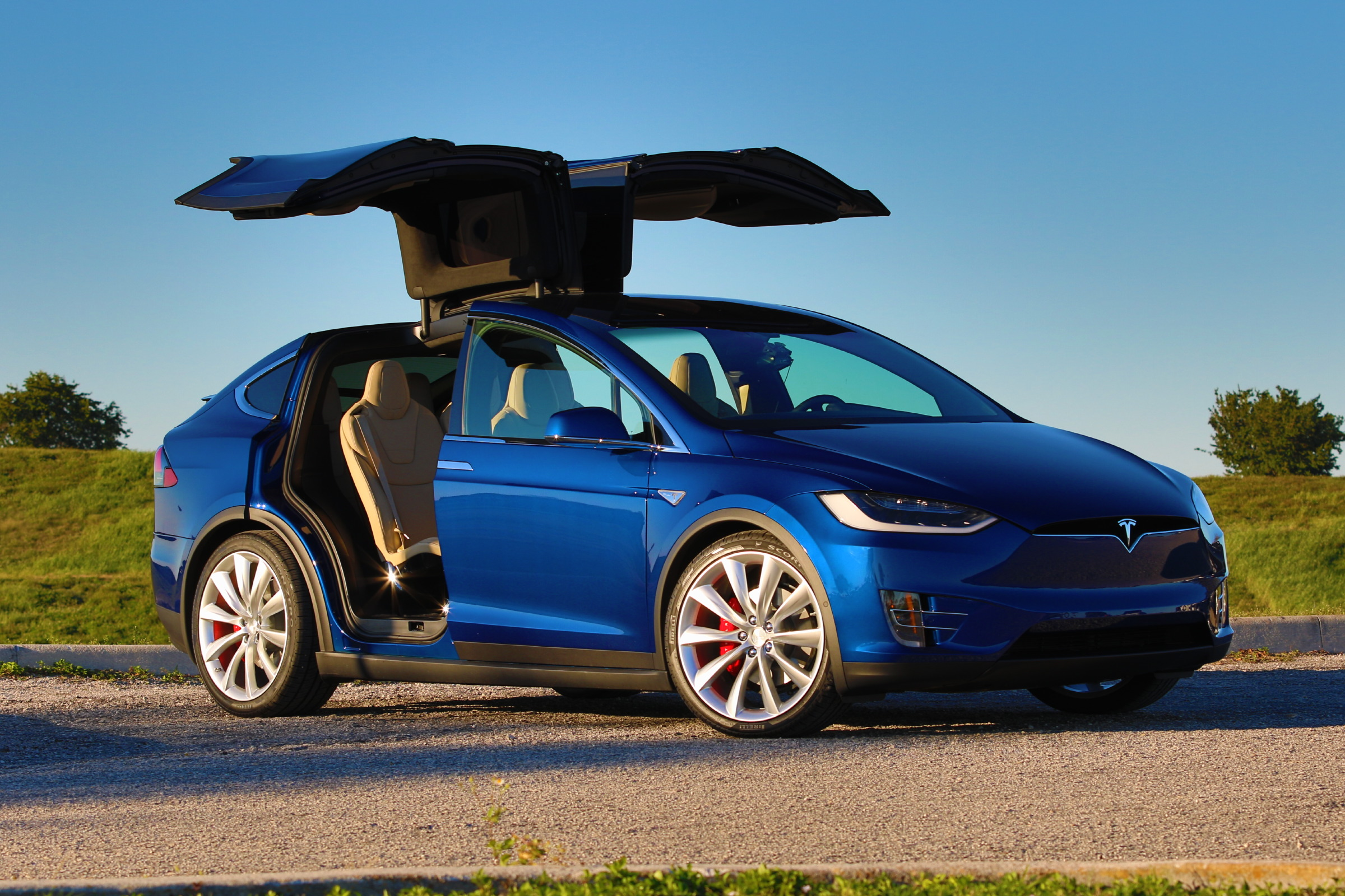 2017 Cars With Gullwing Doors
