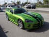toy-rally-fort-lauderdale-2013-viper-snakeskin-green