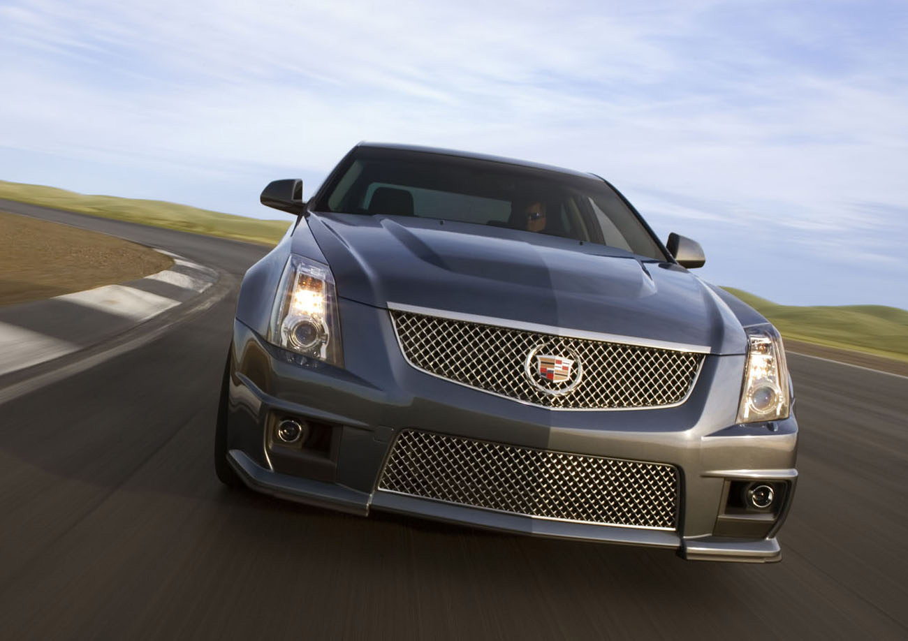 Cadillac CTS-V Edition - Photo Update