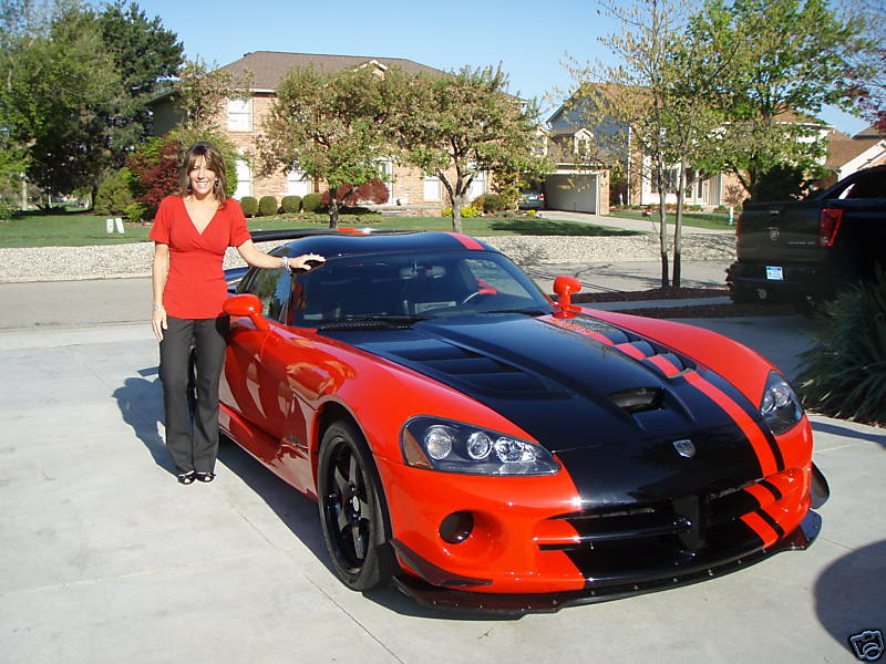 First Production 2008 Dodge Viper ACR for sale on EBAY | DragTimes ...