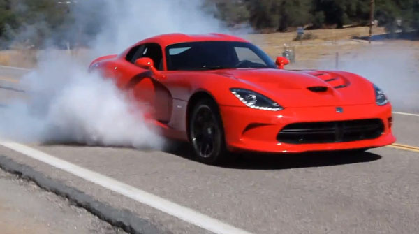 2013-SRT-Viper-Burnout