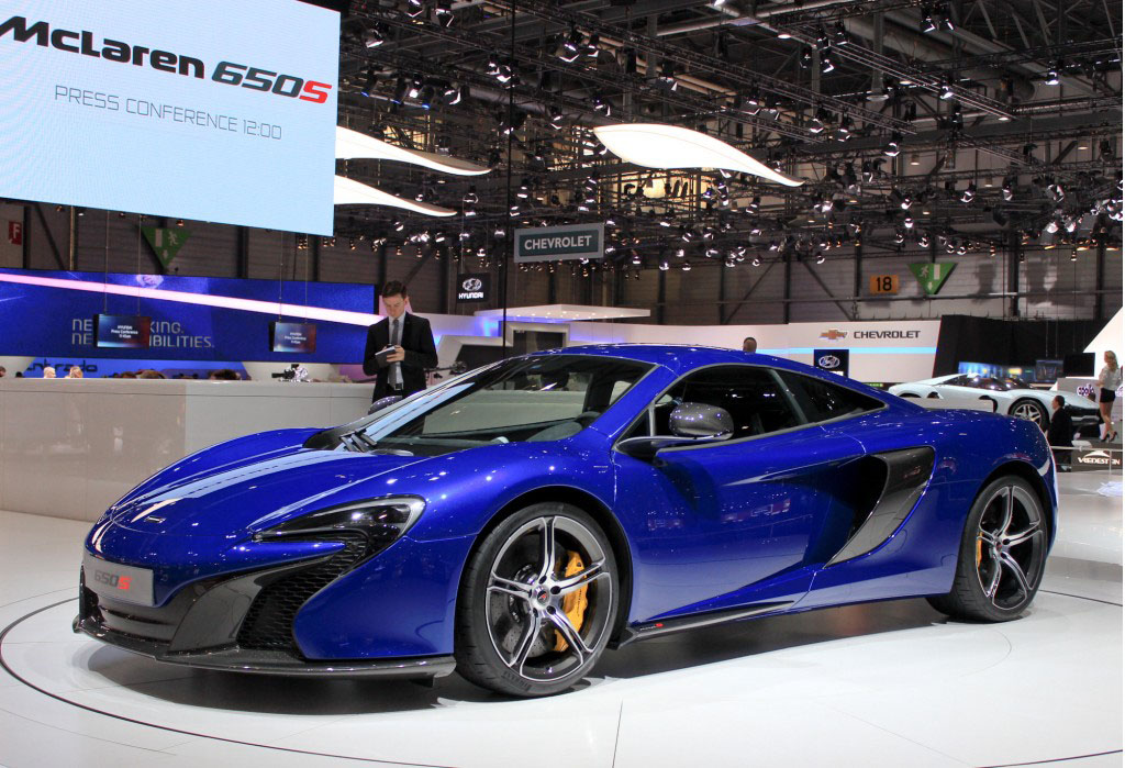 mclaren 650s us msrp pricing and option list | dragtimes drag