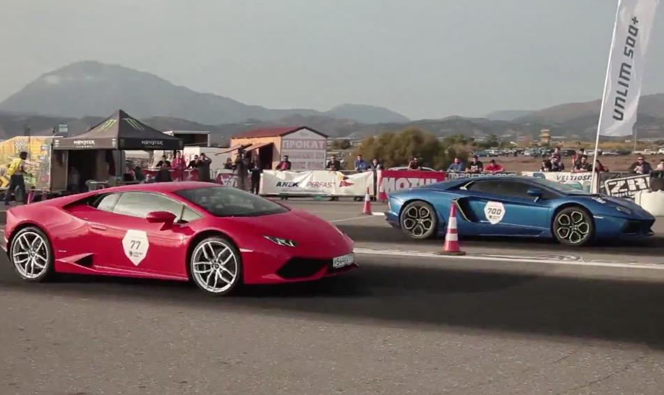 huracan-vs-aventador-drag-racing