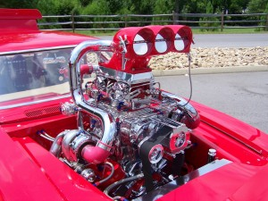 69 camaro engine