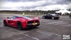 ferrari vs Bugatti 2