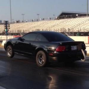 CB Mustang