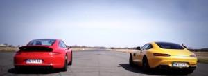 Porsche vs MB 2