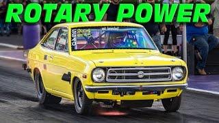 8-second Turbo Datsun