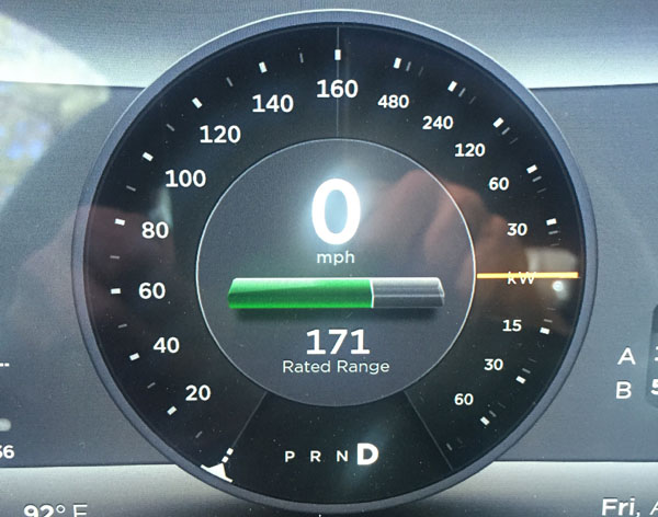 Tesla Model S P85D v6.2 Performance Data and Video | DragTimes.com ...