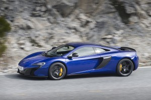 Image with 2014 McLaren 650S Coupe
