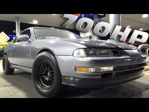 700HP Turbo Prelude