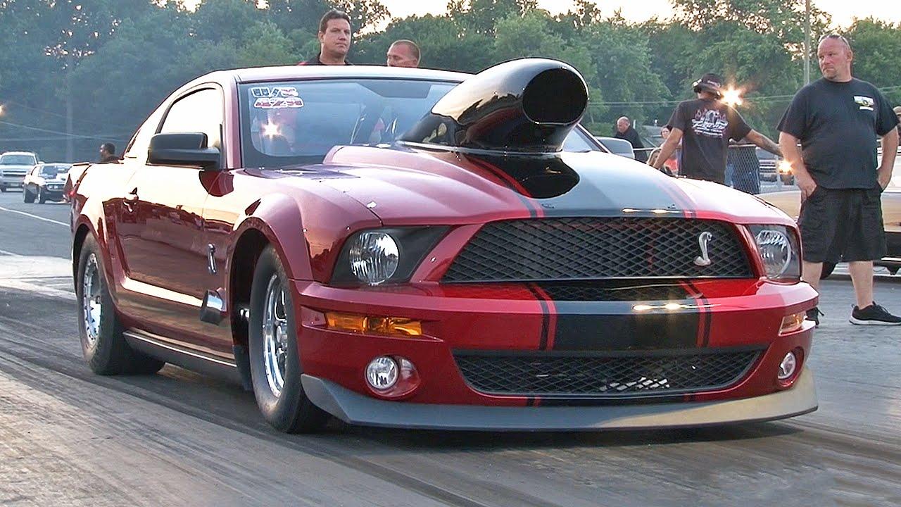 Ultra Street Mustang