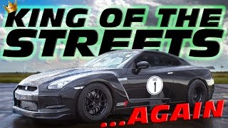 2000HP AMS GT R King of the Streets